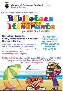 volantino bibl. itinerante 2016