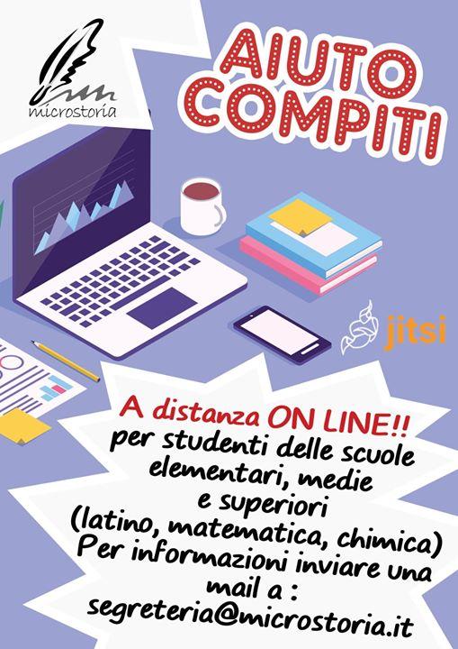 Aiuto Compiti on-line